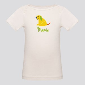 Mamie Loves Puppies Organic Baby T-Shirt